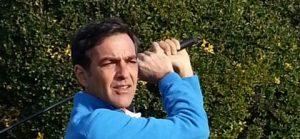 Yann Lavictoire, pro du golf de Belle-Île-en-mer