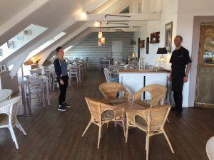 La ferme de Sarah, restaurant du golf de Belle-Île-en-Mer
