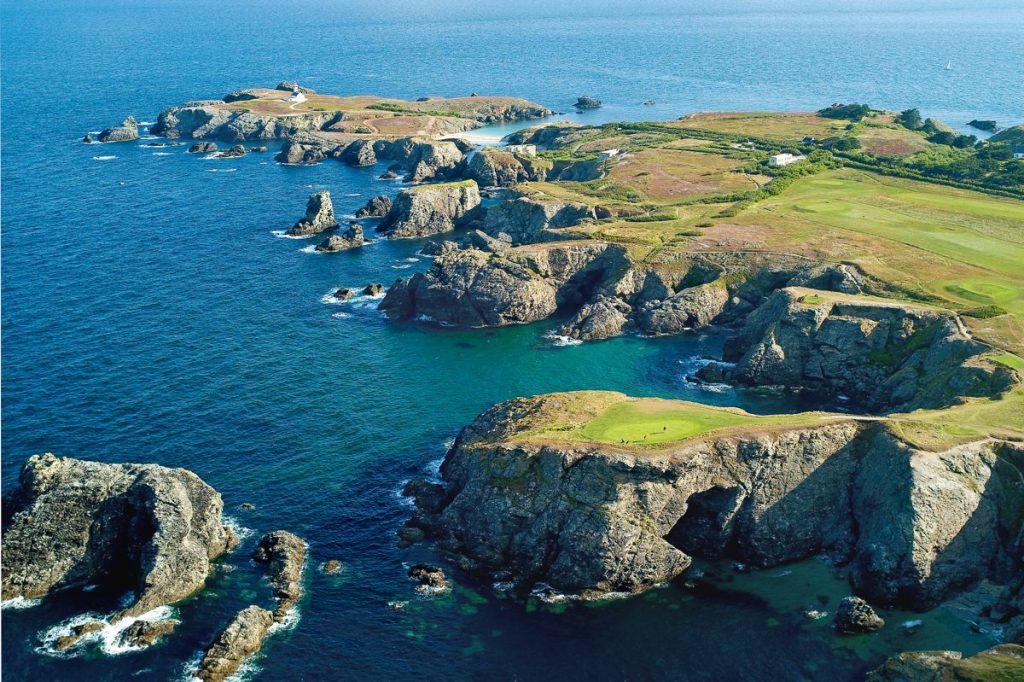 La Brise Belle Ile mentions légales - golf de belle-Île-en-mer