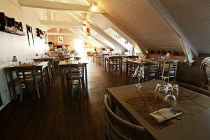la ferme de Sarah, restaurant à la Pointe des Poulains, Belle-Île-en-Mer